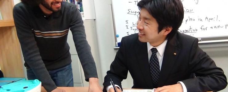 大阪/豊中でビジネス英語を学ぶならエリフェット